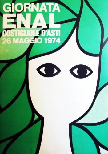 1974 giornata enal poster 70x100