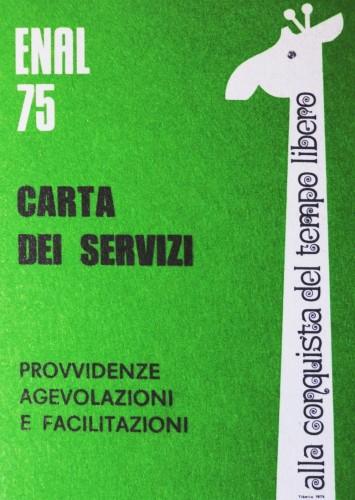 1975 enal torino carta sevizi
