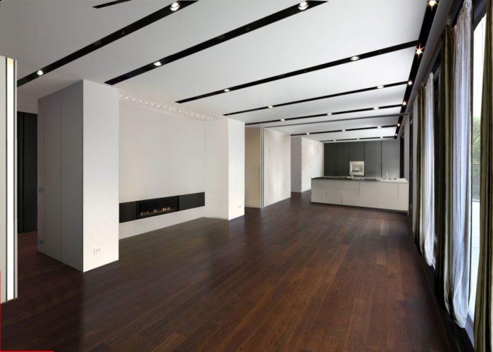 ArchitetturaTiberio_casa M_bologna_2013_salone aperto