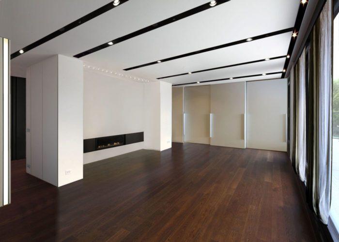 ArchitetturaTiberio_casa M_bologna_2013_salone  chiuso