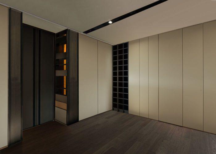 ArchitetturaTiberio_casa M_bologna_2013_stanze chiuse