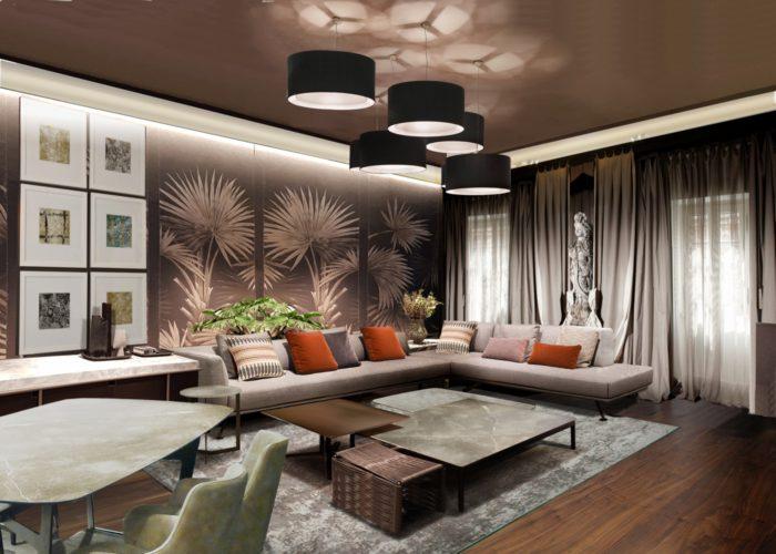 ArchitetturaTiberio_casaMC_milano_2018_salotto divano