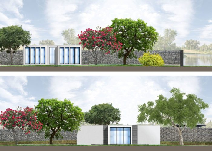 ArchitetturaTiberio_casa_2015_eprospetti giardino 1
