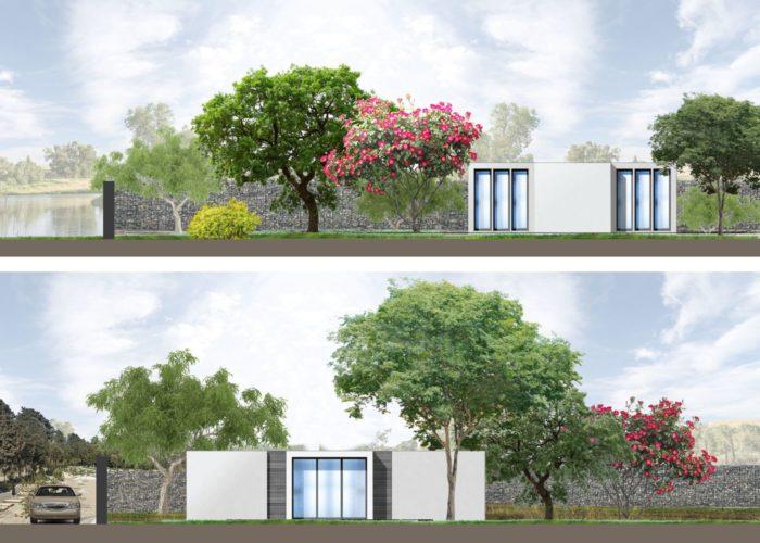 ArchitetturaTiberio_casa_2015_eprospetto giardino 2