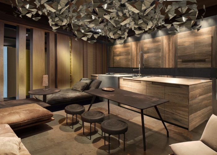 ArchitetturaTiberio_chalet m_valdIsere_2017_lettocucina