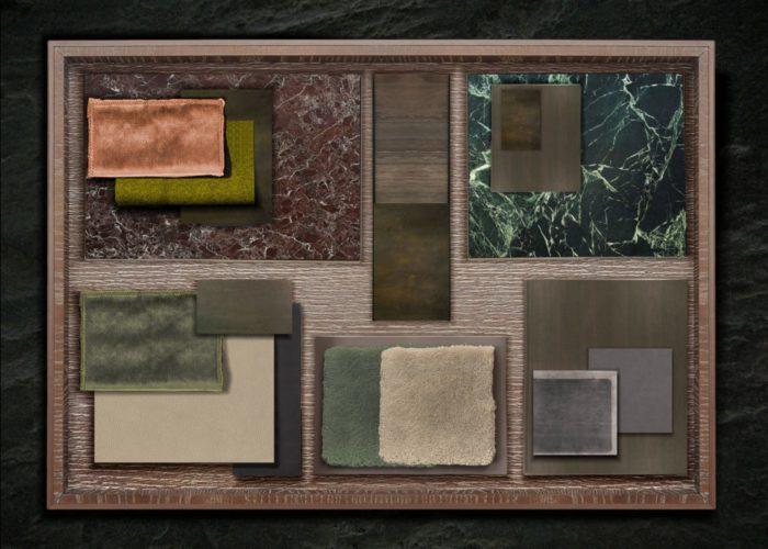 ArchitetturaTiberio_ufficio CT_barcellona 2004_material board