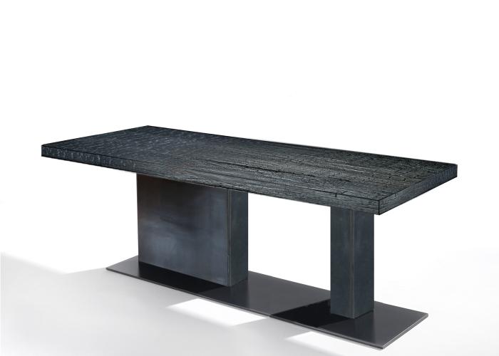 ArchitetturaTiberioshou-sugi-ban table