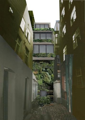 Bo y Bu_Copenhagen_1996_da cortile