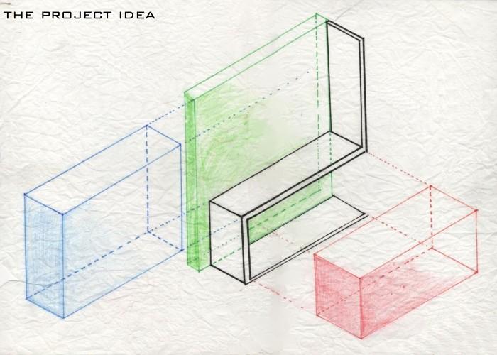 Bo y Bu_Copenhagen_1996_idea progettuale
