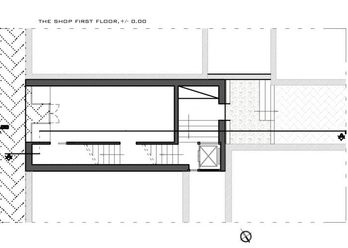 Bo y Bu_Copenhagen_1996_pianta piano terra