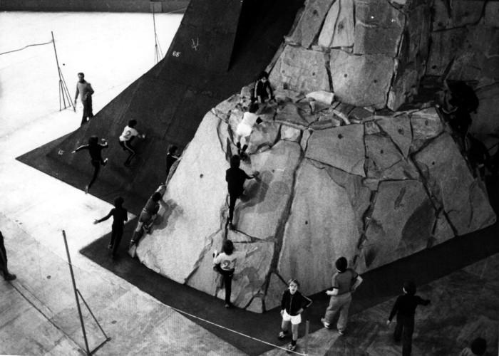 Palestra di arrampicata sportiva_1980_Torino_1
