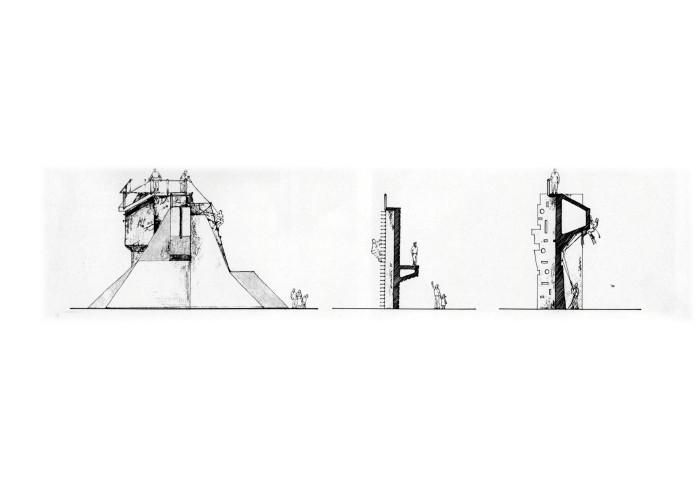 Palestra di arrampicata sportiva_1980_Torino_prospetto3