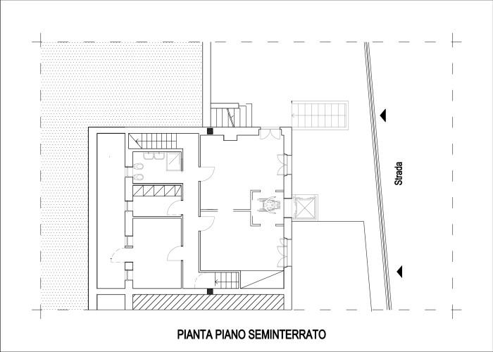 Z_Torino_2007_progetto piano seminterrato