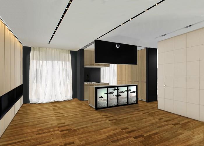 Z_Torino_2007_salotto  vs ingresso aperto cucina