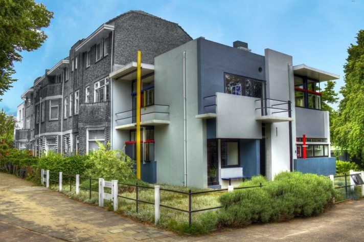 Casa schr der la prima architettura flessibile for Piani di casa di architettura