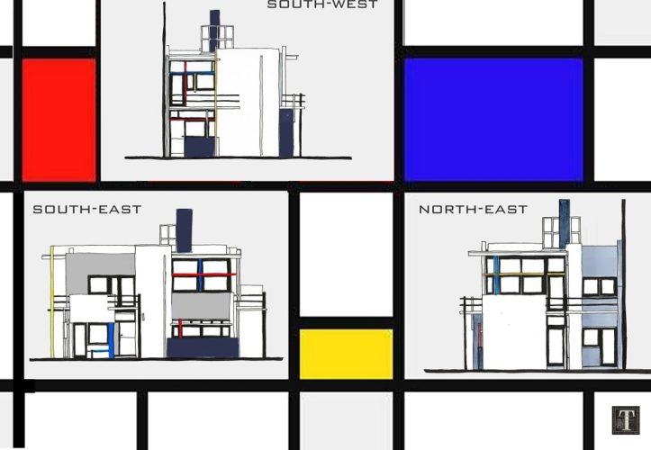 Casa schr der la prima architettura flessibile for Architettura di casa online