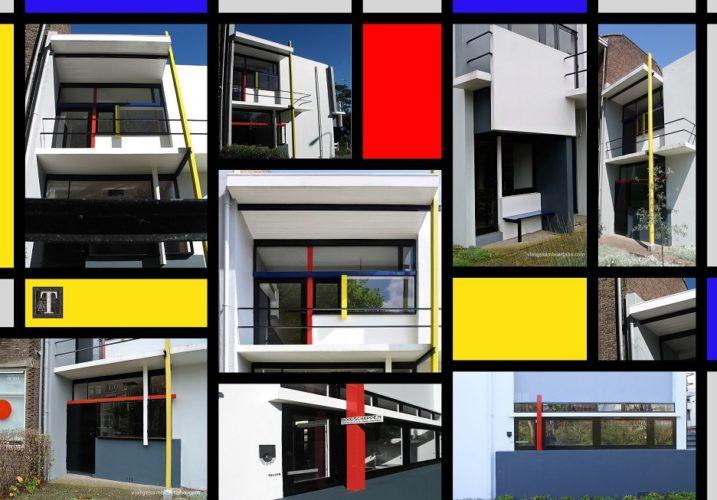 Casa schr der la prima architettura flessibile for Planimetrie dell interno della casa all aperto