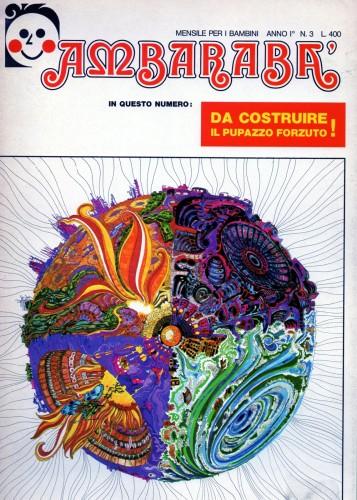 ambarabà_anno1 n3_1972