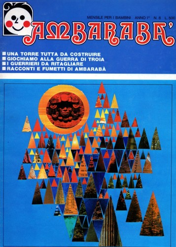 ambarabà_anno1 n8_1972