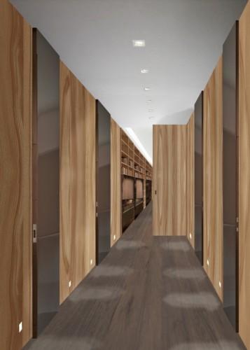 appartamento NORD_nizza_corridoio