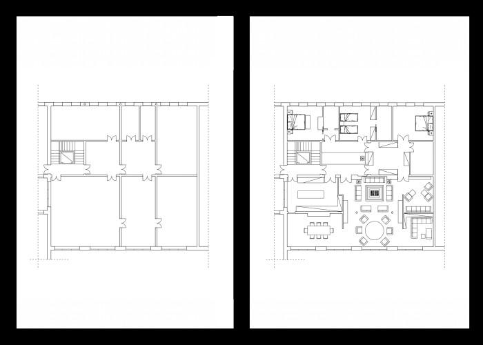 appartamento coud_prima e dopo_pianta