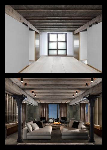 appartamento coud_prima e dopo_salotto