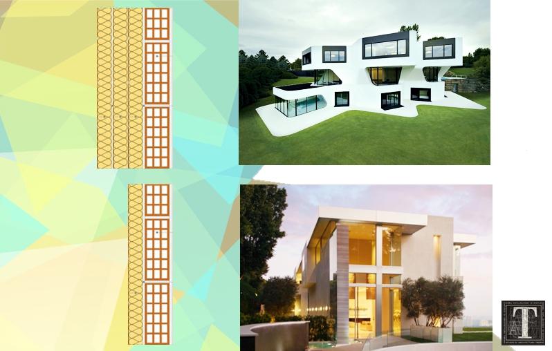 Spessore dell'isolamento in relazione alla forma dell'edificio