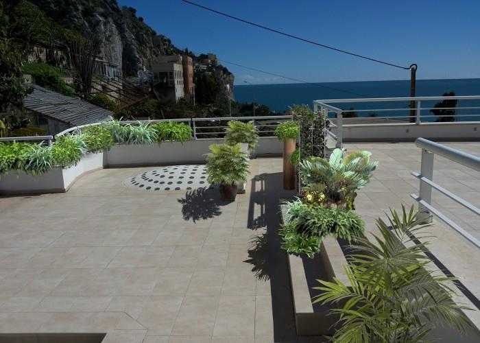 architetturaTiberio_Penthouse Garavan98_terrazza bassa 2