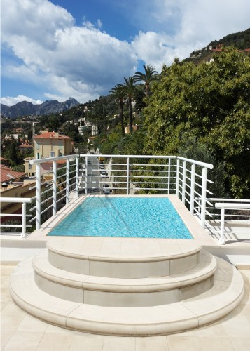 architetturaTiberio_Penthouse Garavan98_terrazza piscina