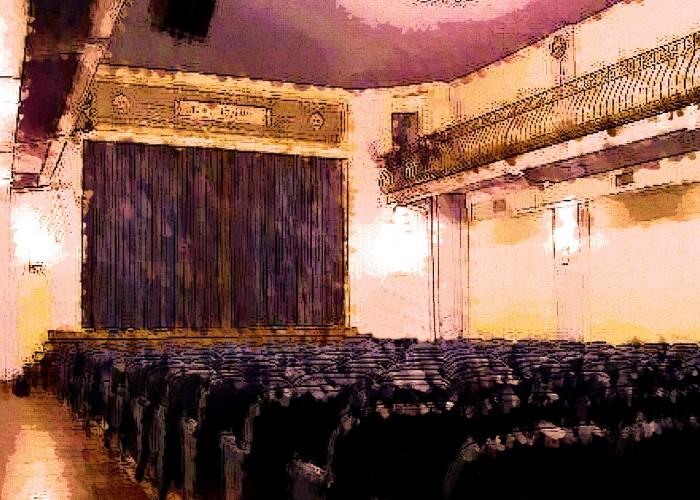 architetturaTiberio_alfa teatro_Torino_ schizzo platea2
