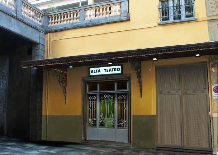 architetturaTiberio_alfa teatro_Torino_facciata