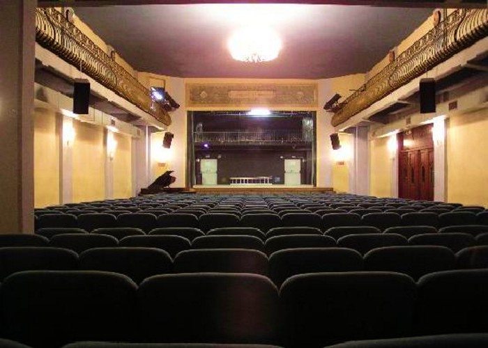 architetturaTiberio_alfa teatro_Torino_platea