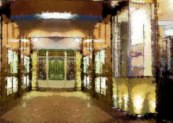 architetturaTiberio_alfa teatro_Torino_schizzo cassaa