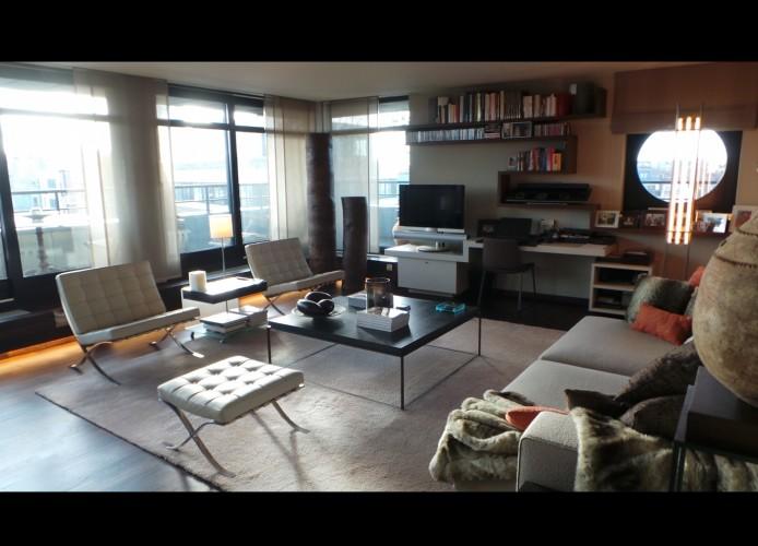 architetturaTiberio_appartameto LH_Bruxelles_2002_salotto 1