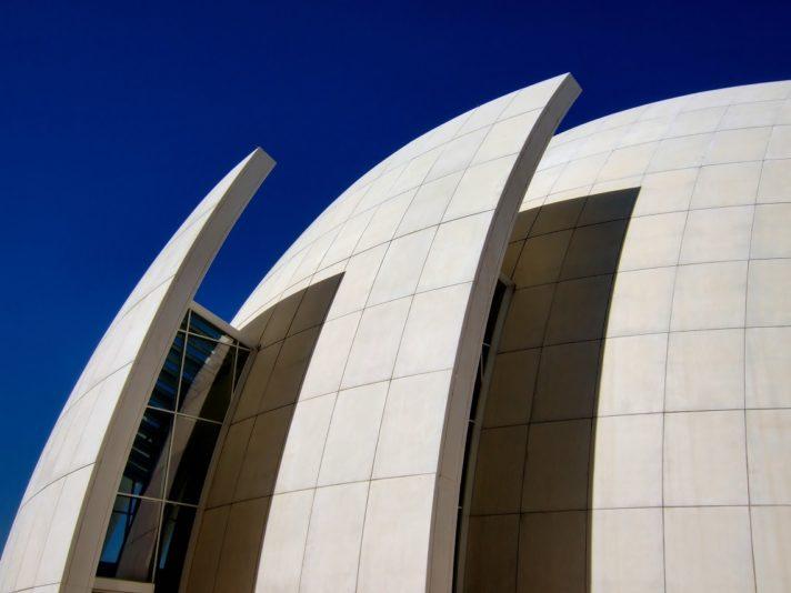 chiesa dives in misericordia.  arch. Richard Meier. roma