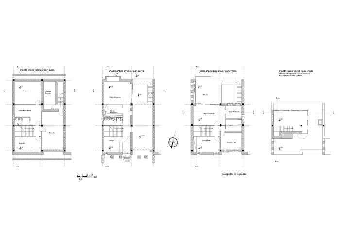architetturatiberio_caseSchiera_pianta