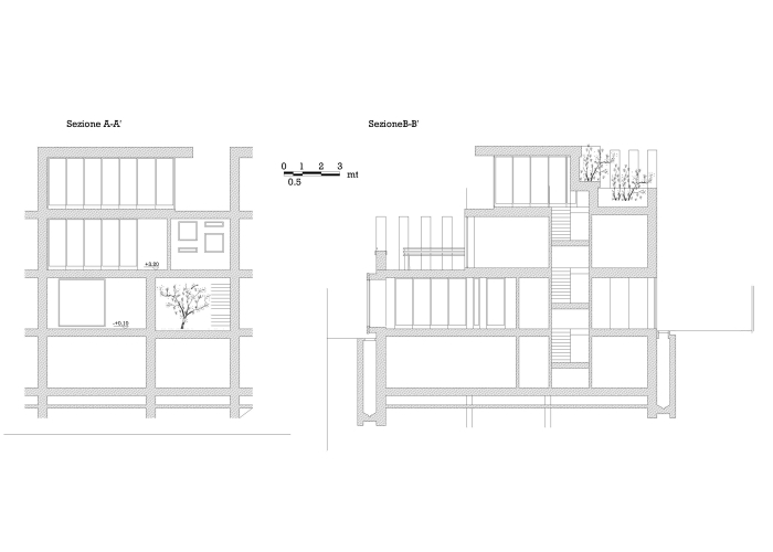 architetturatiberio_caseSchiera_sezioni