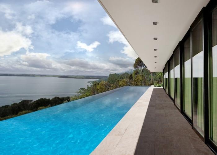 architetturatiberio_maison pieds dans l'eau_2002_piscine
