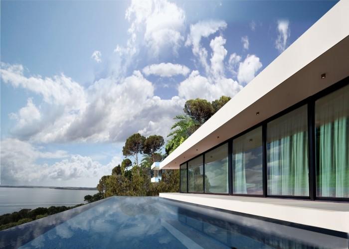 architetturatiberio_maison pieds dans l'eau_2002_piscine sud