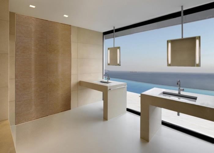 architetturatiberio_maison pieds dans l'eau_2002_salle d'eau