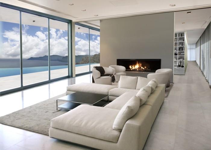 architetturatiberio_maison pieds dans l'eau_2002_salon