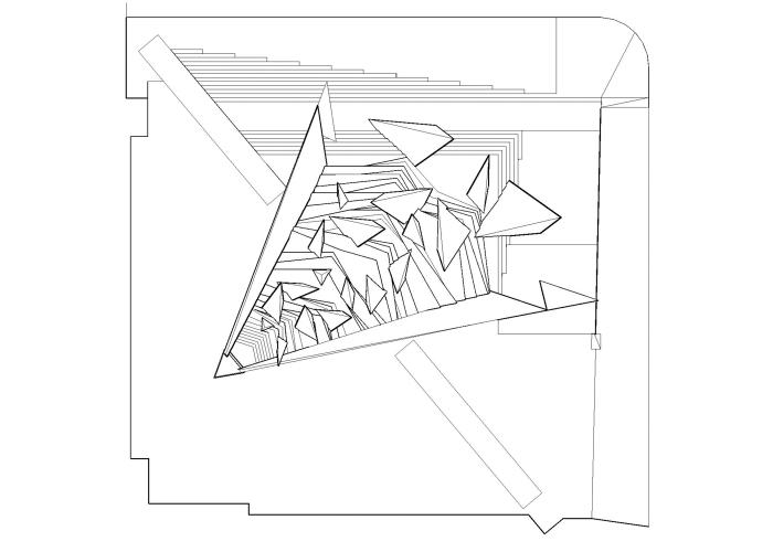 architetturatiberio_monumento shoà_2015_bologna_dt pianta