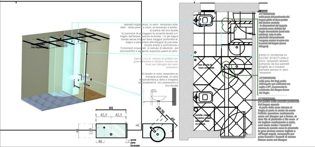 attico PV_Nizza_bagni progetto