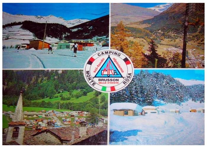 campeggio Monterosa_champolouc_1990_cartolina