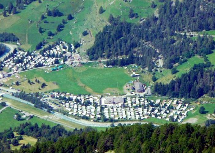 campeggio Monterosa_champolouc_1990_vista aerea