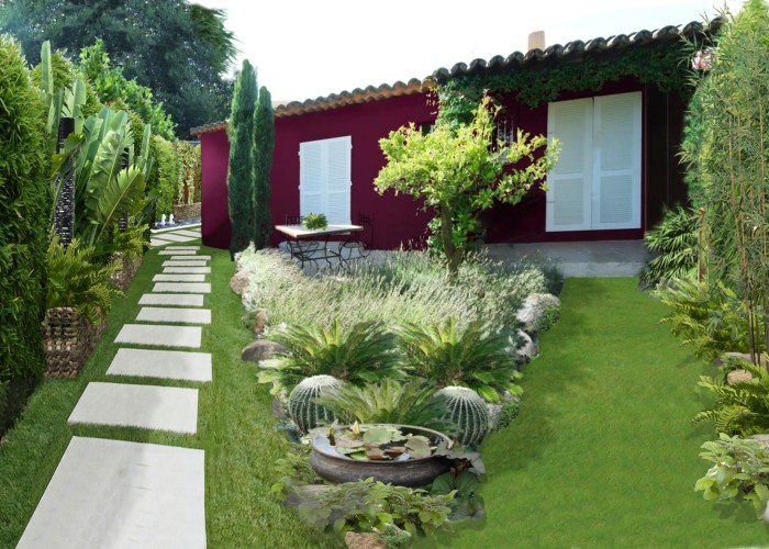 casa B_SaintTropez_giardino nord