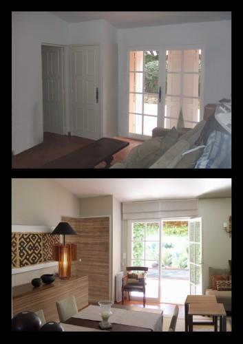 casa B_SaintTropez_prima e dopo_salotto