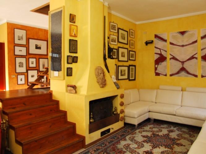 casa cafioma_Torino_2004_salotto 2