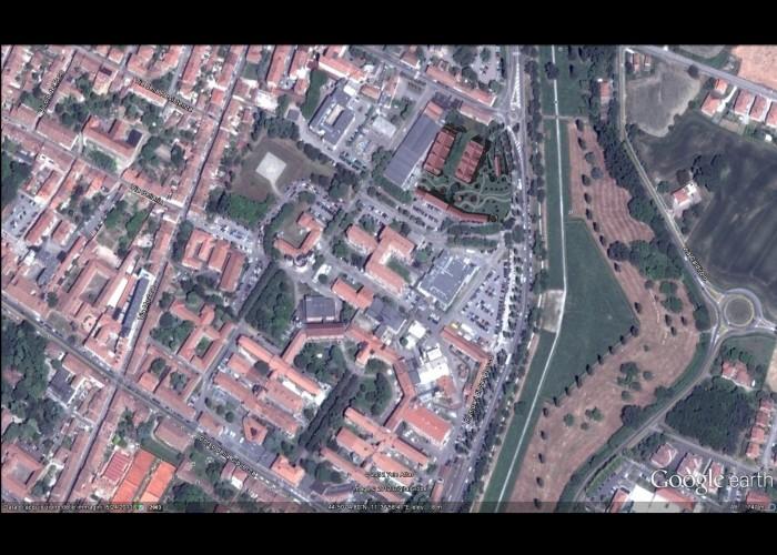 cittadella del commiato_ inquadramento urbano