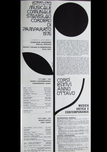 istituto musicale stanislao di pamparato_1975_locandina